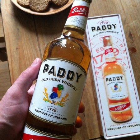 Paddy Old Irish